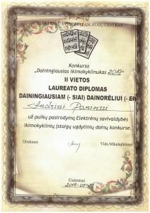 Andriaus diplomas